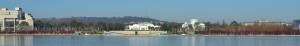 Canberra Lake Panorama