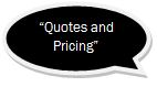 Quotes and Pricing