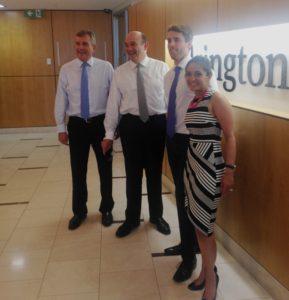 Elringtons Directors