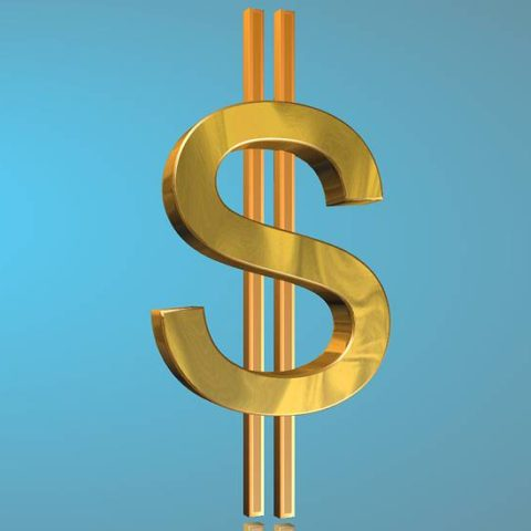 Dollar Sign Image by A1 B2 from Pixabay