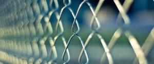 Prison Chain Fence