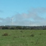 Wind Turbines near Bungendore NSW