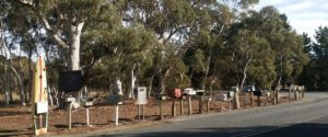 Rural Mailboxes near Bungendore NSW