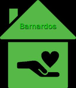 House Hand Heart Barnardos Australia Logo