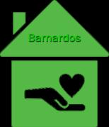 House Hand Heart Barnardos Logo