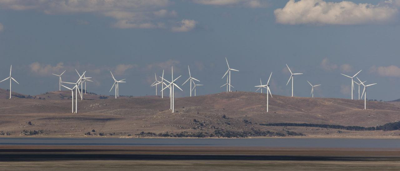 Lake George Capital Wind Farm
