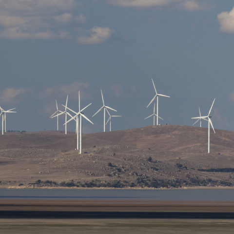 Lake George Capital Wind Farm