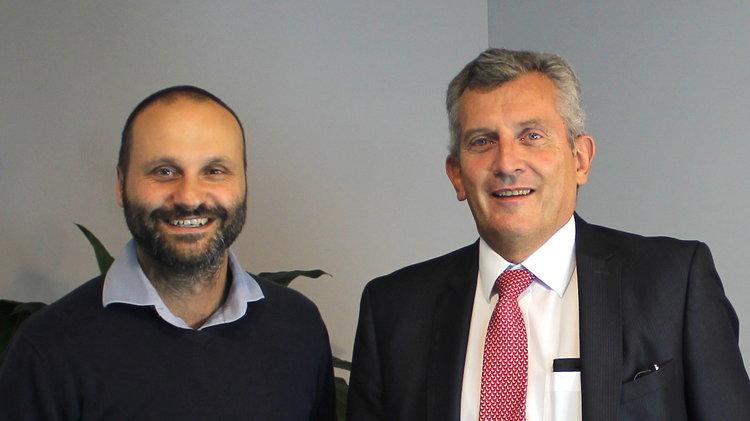 Carlos Turini talks with Nesh Nikolic from Better Thinking