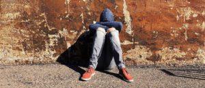 Depressed Youth - Image by Wokandapix from Pixabay