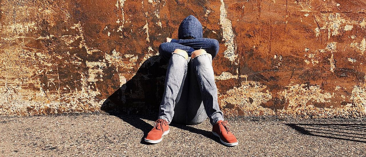Depressed Youth - Image by Wokandapix from Pixabay