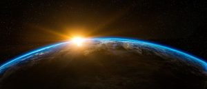 Sunrise across the globe - Image by Arek Socha from Pixabay