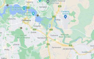 Elringtons location map